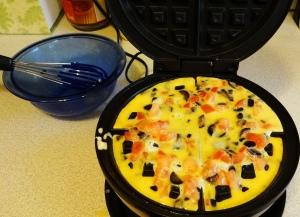Adjusted Waffle Maker