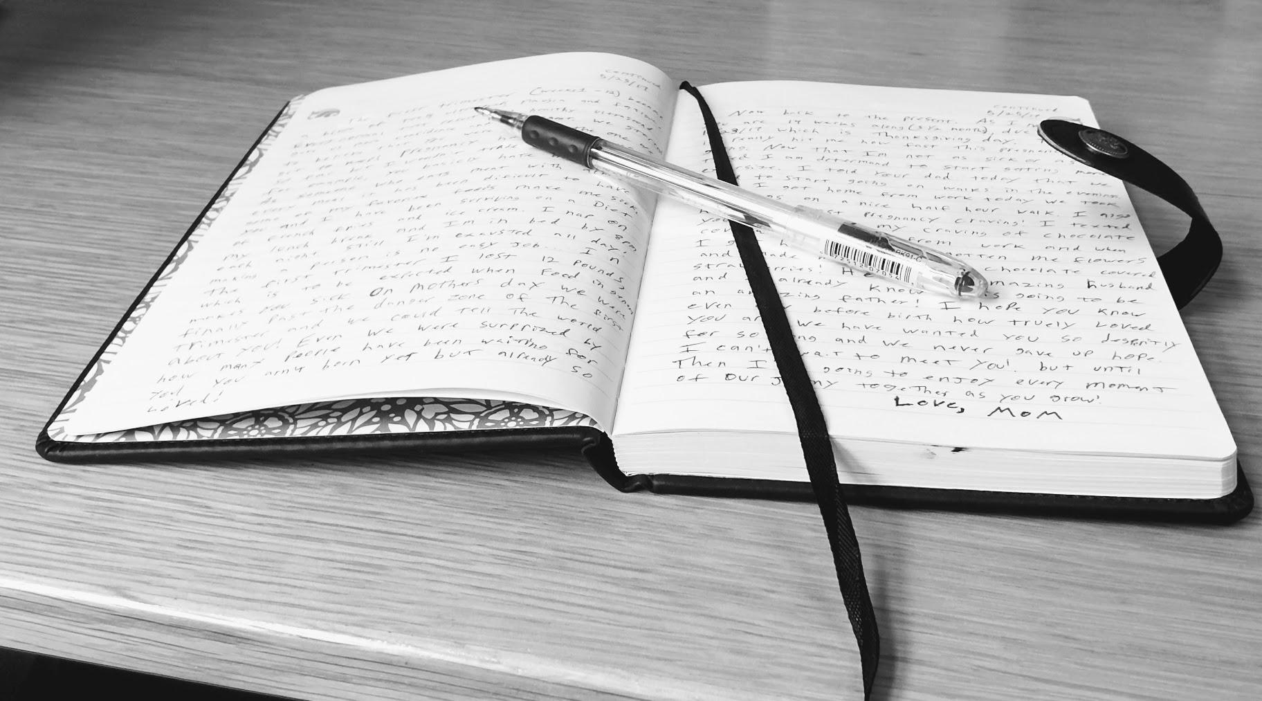 Dear Baby Journal